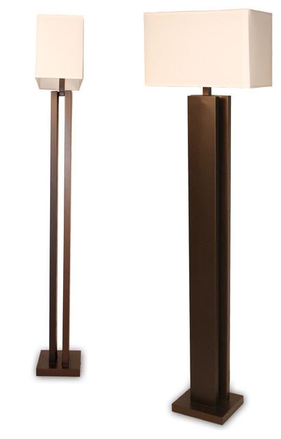 Philip Nimmo Ironworks floor-lamps