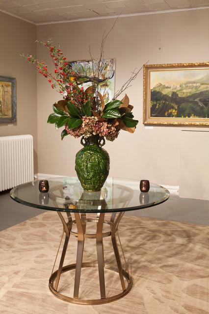 Amy Schuermann Interiors Showroom contemporary-entry