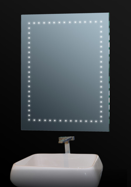 led mirror modern bathroom mirrors other metro by lamxon