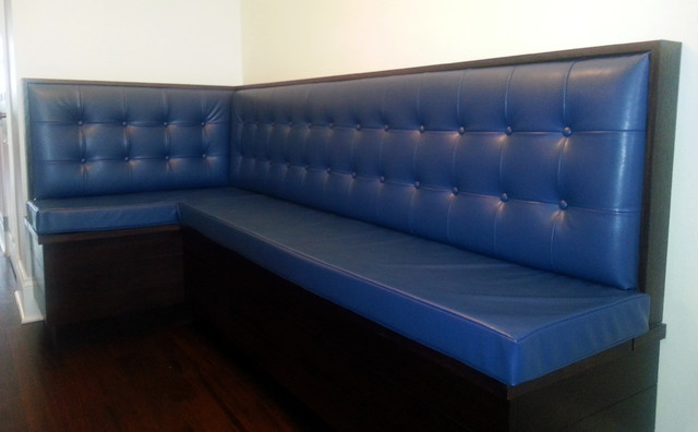 Custom Upholstered Bench Cushions