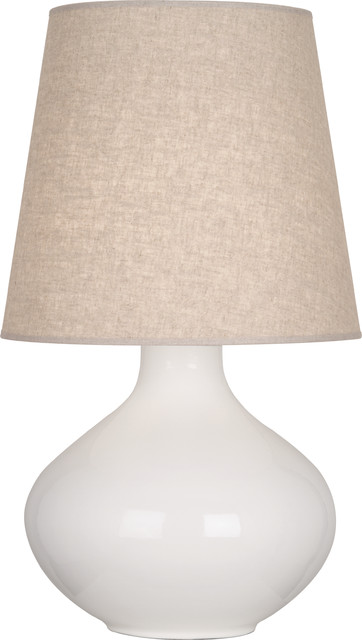 June Table Lamp contemporary-table-lamps