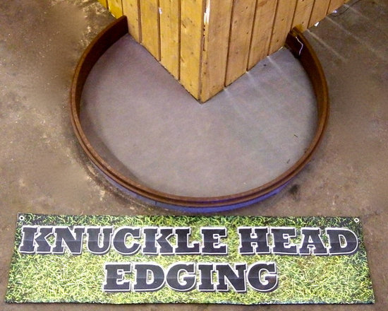 KnuckleHead Edging corner kits -