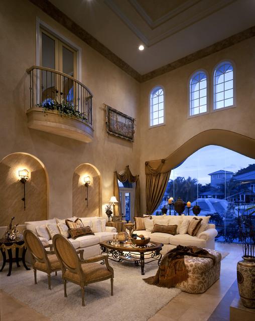 Custom fort lauderdale home transitional living room - Living room home decor fort langley ...