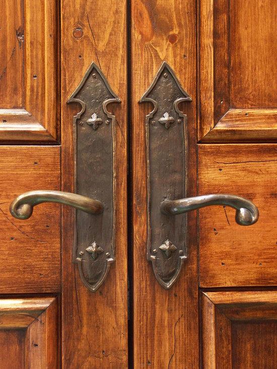 Custom Door Hardware -