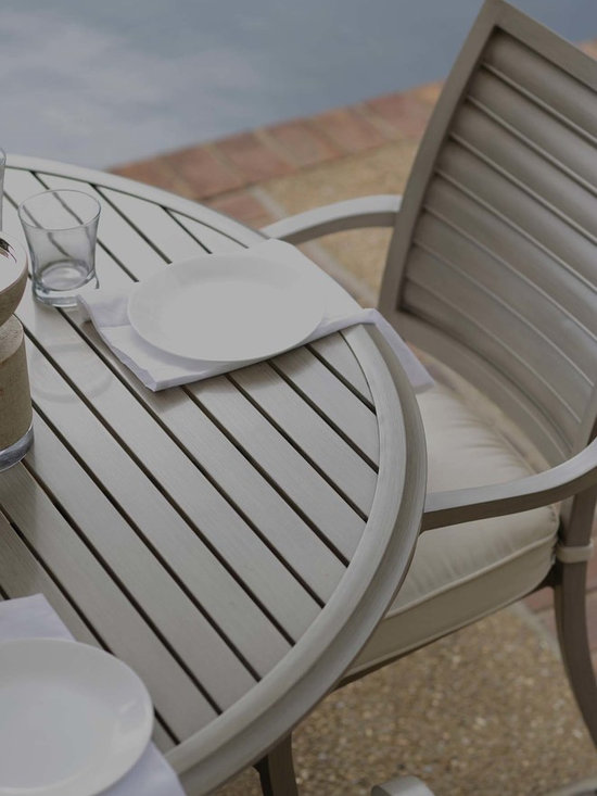 Outdoor Dining Set, Palm Collection -