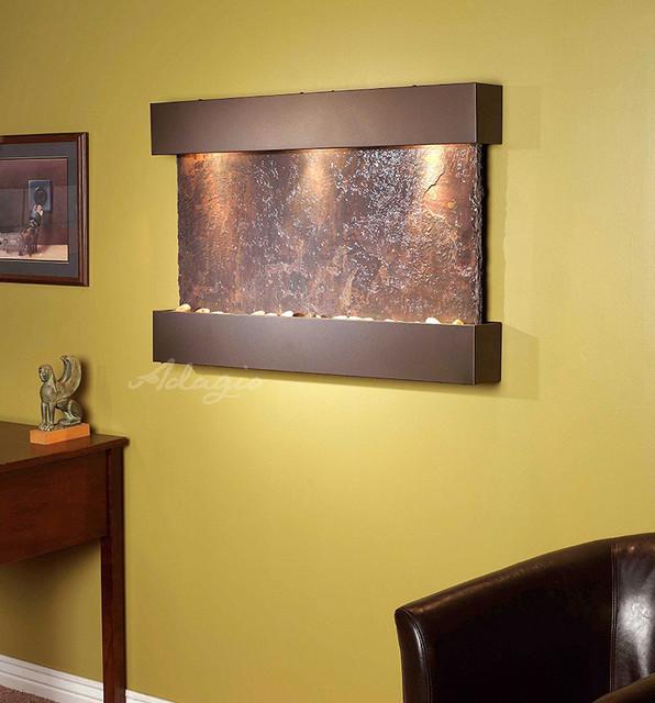 Slate wall mountedslate wall mounted water features the - Wall mounted water feature ...