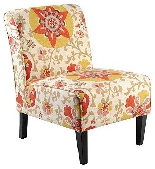 Pollyanna Slipper Chair mediterranean chairs