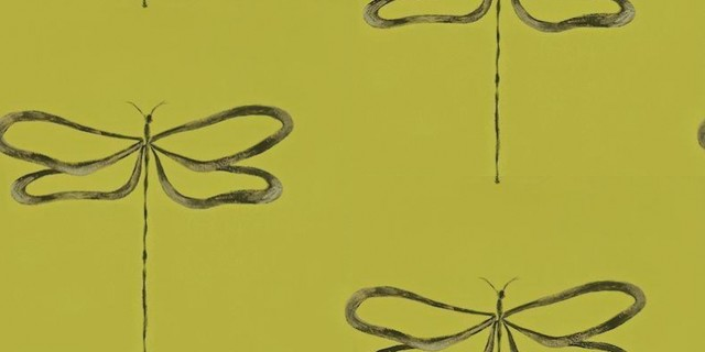 dragonfly wallpaper by wallpaperdirect