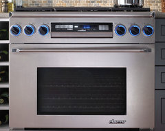 "Dacor Epicure 36"" Dual Fuel Range contemporary-gas-ranges-and-electric-ranges"