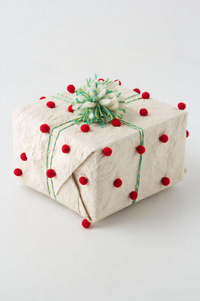 eclectic holiday decorations by Anthropologie