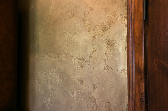 Faux Painting Plaster Walls