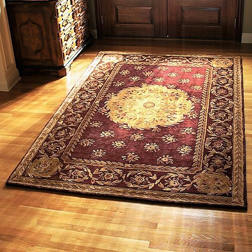 Royal Area Rug traditional rugs