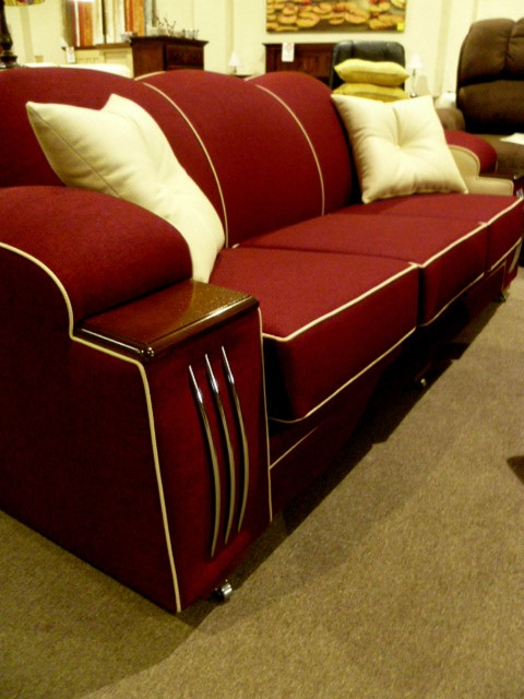 Art deco lounge suites contemporary melbourne by deco furniture - Deco lounge eetkamer modern ...