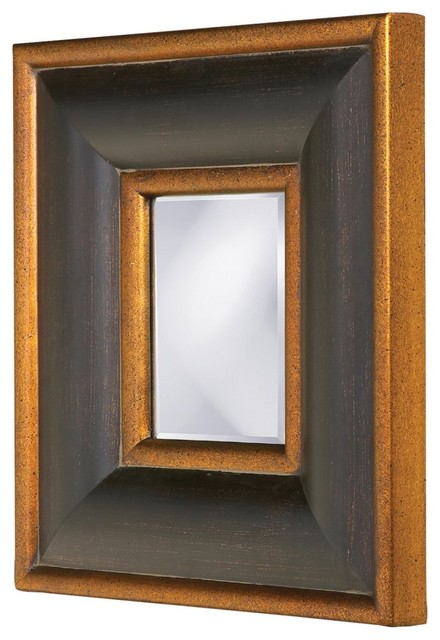 Innsbruck Wall Mirror - 19W x 21H in. traditional mirrors