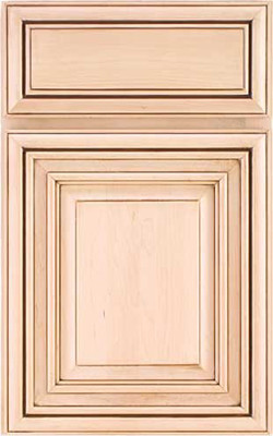 Maple Doors  kitchen cabinets