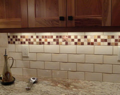 need help finding a backsplash for our crema bordeaux