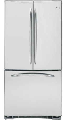 GE Profile™ French Door Refrigerator contemporary-refrigerators-and-freezers