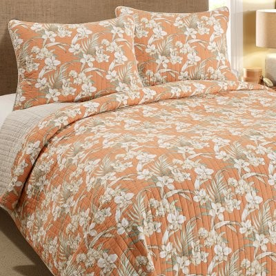 Tommy Bahama Julie Cay Quilt Set modern-bedding