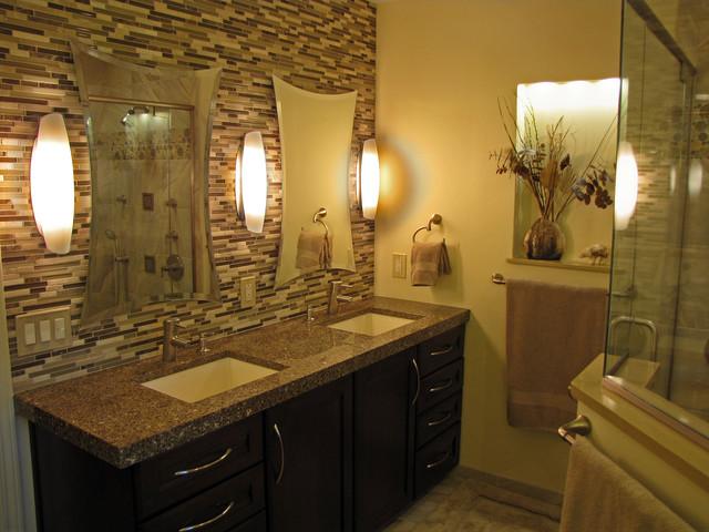Master Bath Remod contemporary-bathroom