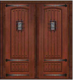 Speakeasy Double Door
