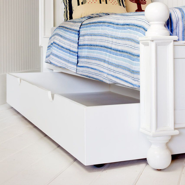Twin Trundle Bed - Modern - Beds - by Rosenberry Rooms