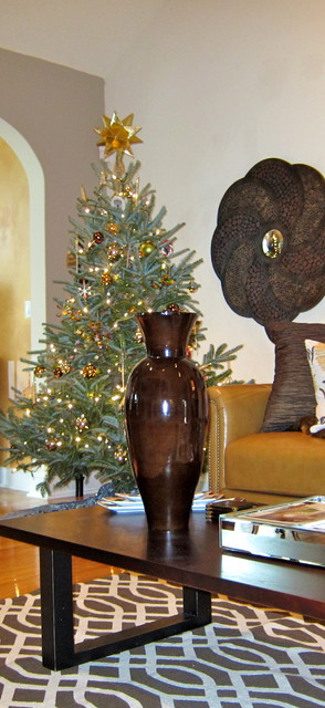Christmas Decorating eclectic-holiday-decorations