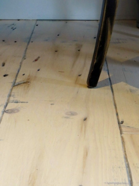 """Pickled Greek"" Eastern White Pine - Pictured here is our Wide Plank version..."