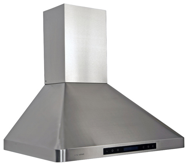 Cavaliere-Euro AP238-PS29-30 Range Hood - Traditional - Range Hoods And Vents - by PoshHaus