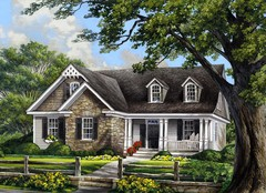 House Plan 86109 at FamilyHomePlans.com