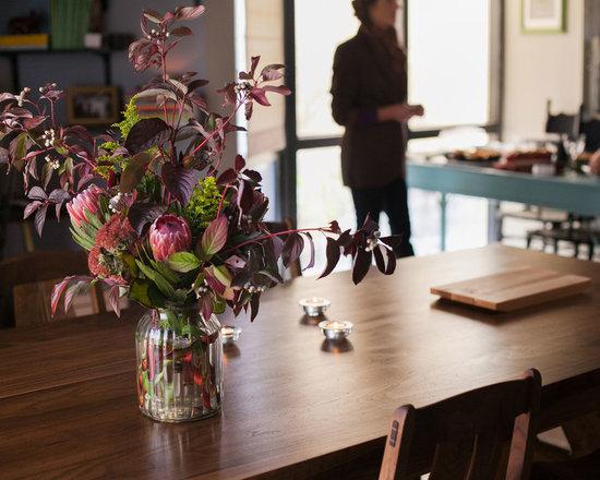 Clayton Thompson - Century Table - photo: Ashley Thalman