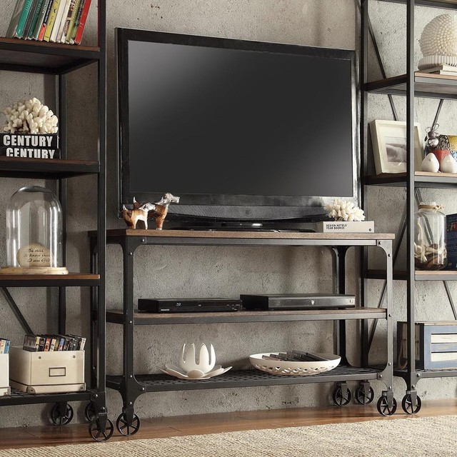 ... Sofa Table TV Stand contemporary-entertainment-centers-and-tv-stands
