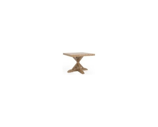 Loft collection individual products - Square table 42x42 with base PX