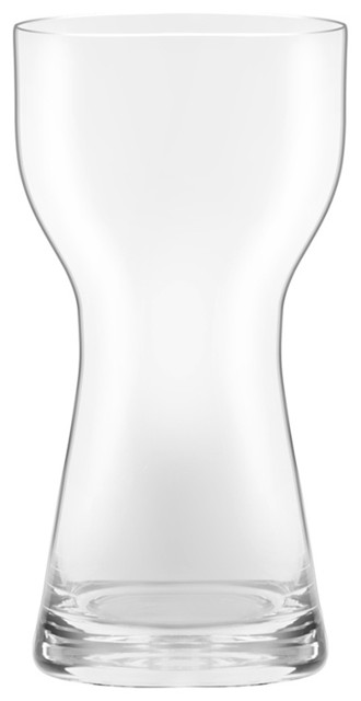 Karim Rashid - Crystal Cup Water 295ml contemporary-everyday-glasses