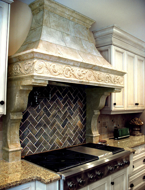 Cast Stone Range Hoods -kitchen-products