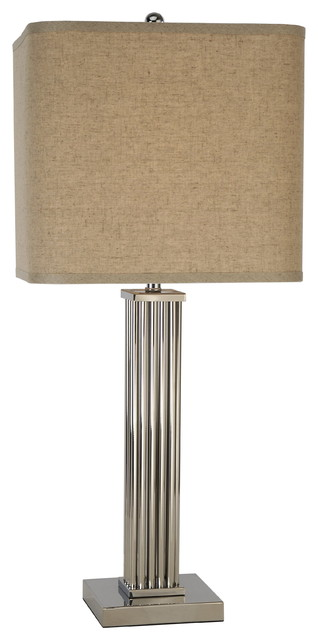 Escape Narrow Table Lamp Square Base