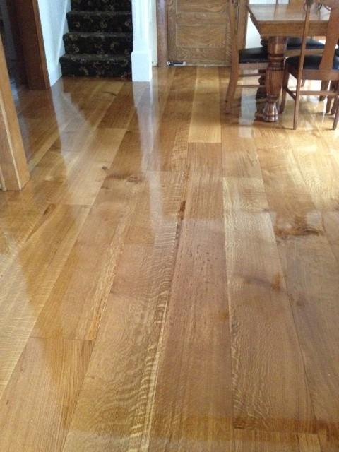 Wide Plank Quarter Sawn White Oak Flooring In New Jersey