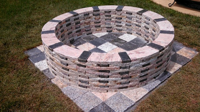 Fire pits Fire Ring traditional-outdoor-products