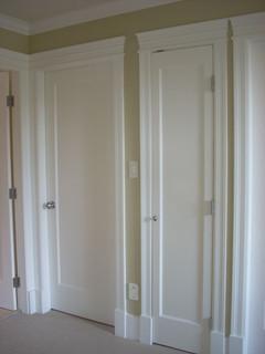 Interior Closet Traditional Interior Doors Vancouver