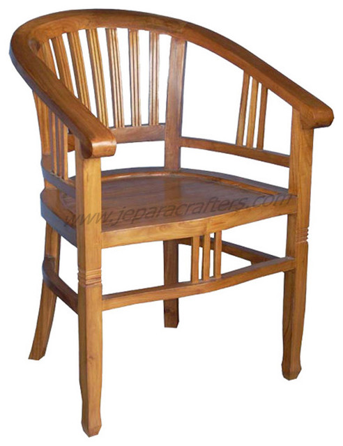 teak dining chairs for indoor furniture tropical armchairs and