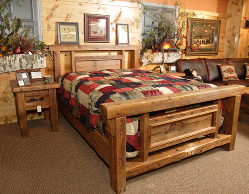 Woodland Creek Furniture eclectic