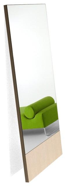 Bensen Lean modern-floor-mirrors