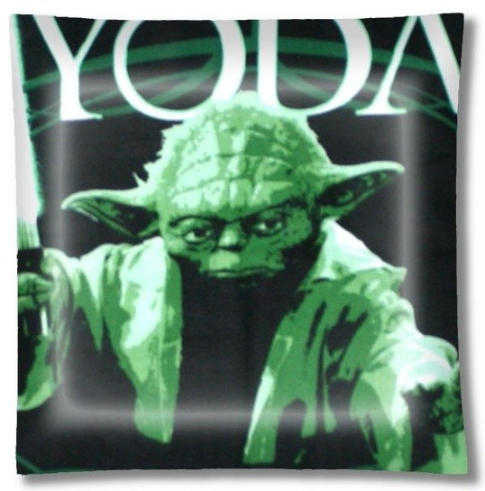 Yoda Star Wars Ceiling Light eclectic-kids-ceiling-lighting