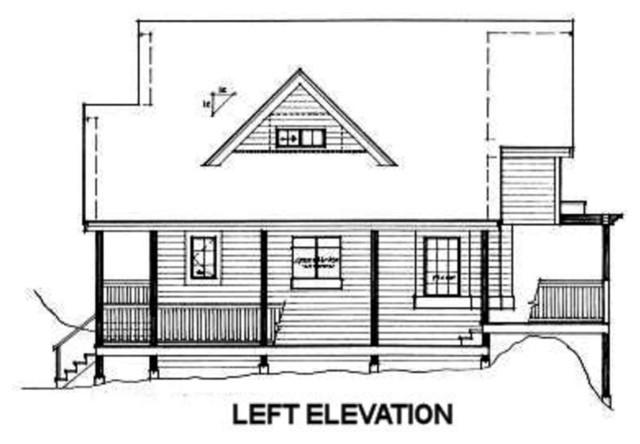 Plan 118-102: Craftsman cabin traditional-exterior-elevation