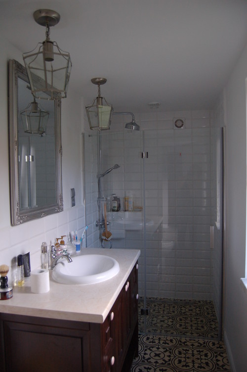 Http Www Houzz Com Discussions 1341407 Small And Extremely Narrow Bathroom