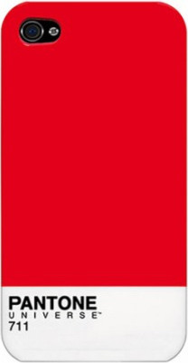 Coque iPhone 4 Pantone Rouge modern-accessories-and-decor