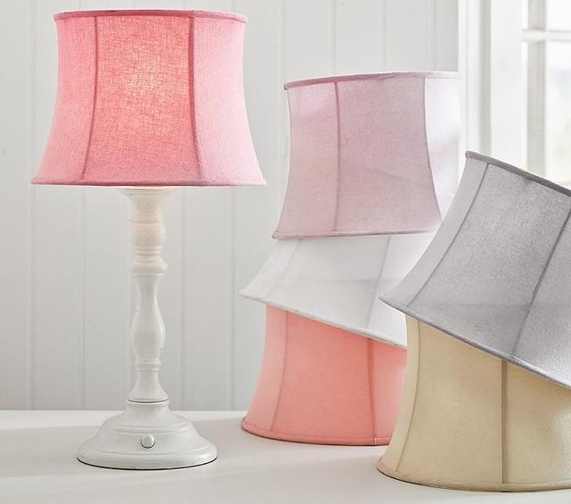 Pottery Barn Replacement Lamp Shades: San Francisco