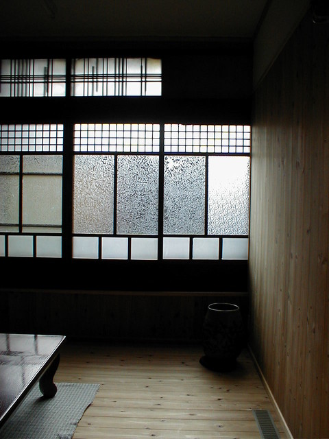 Old Town House Renovation, Kyoto, Japan asian