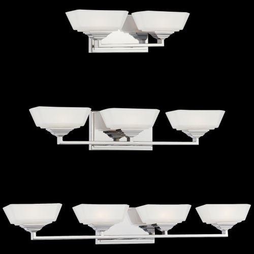 Clean Bath Bar by George Kovacs contemporary-bathroom-vanity-lighting