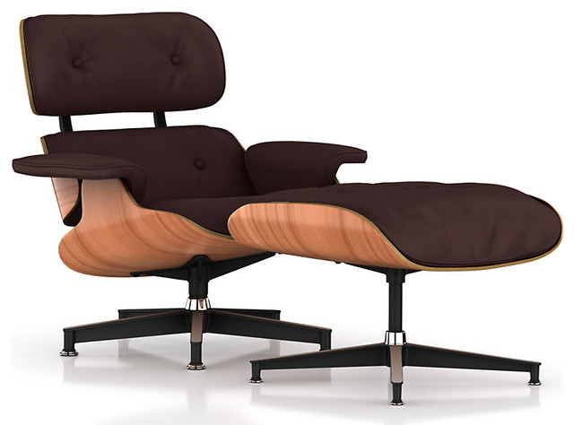 Eames Lounge Chair & Ottoman modern-armchairs-and-accent-chairs