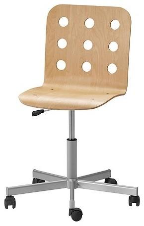 Jules Swivel Chair Ikea Scandinavian Office Chairs
